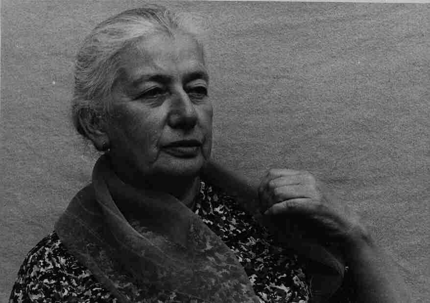 Zofia Firkowiczowa, hazzanowa
