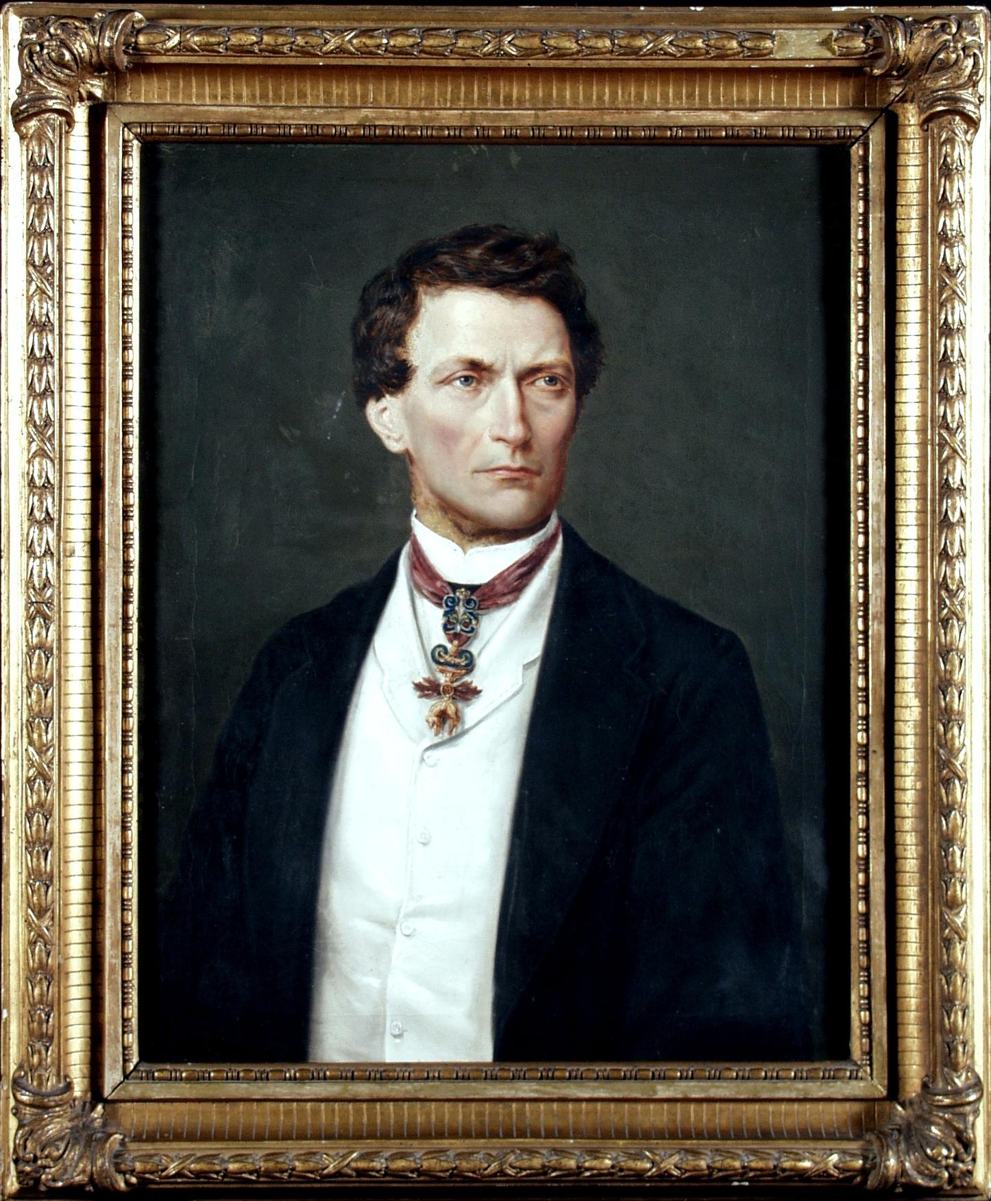 Alfred Józef hr. Potocki (18221889).